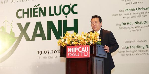 DKRA Việt Nam tiên phong trên hành trình phủ xanh đô thị, giải bài toán BĐS bền vững