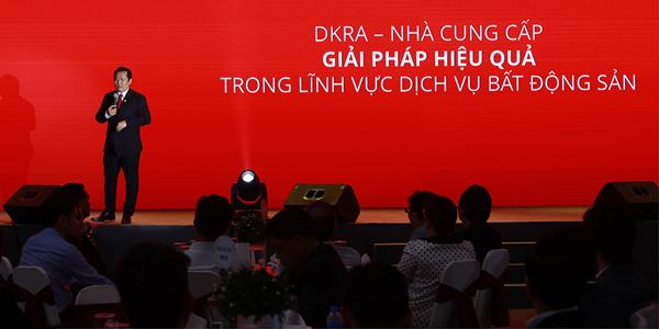 DKRA Vietnam ra mắt nhận diện thương hiệu, công bố chiến lược mới