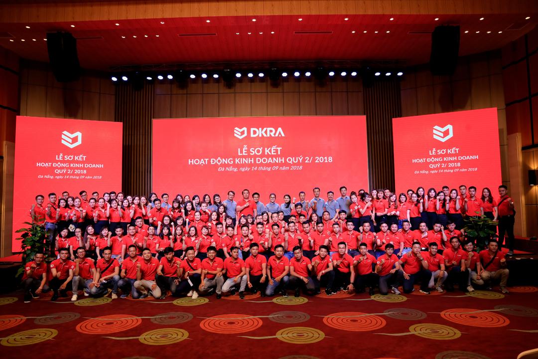 DKRA Vietnam bước vào cuộc đua 6 tháng cuối năm: tăng tốc về đích – thỏa thích vi vu