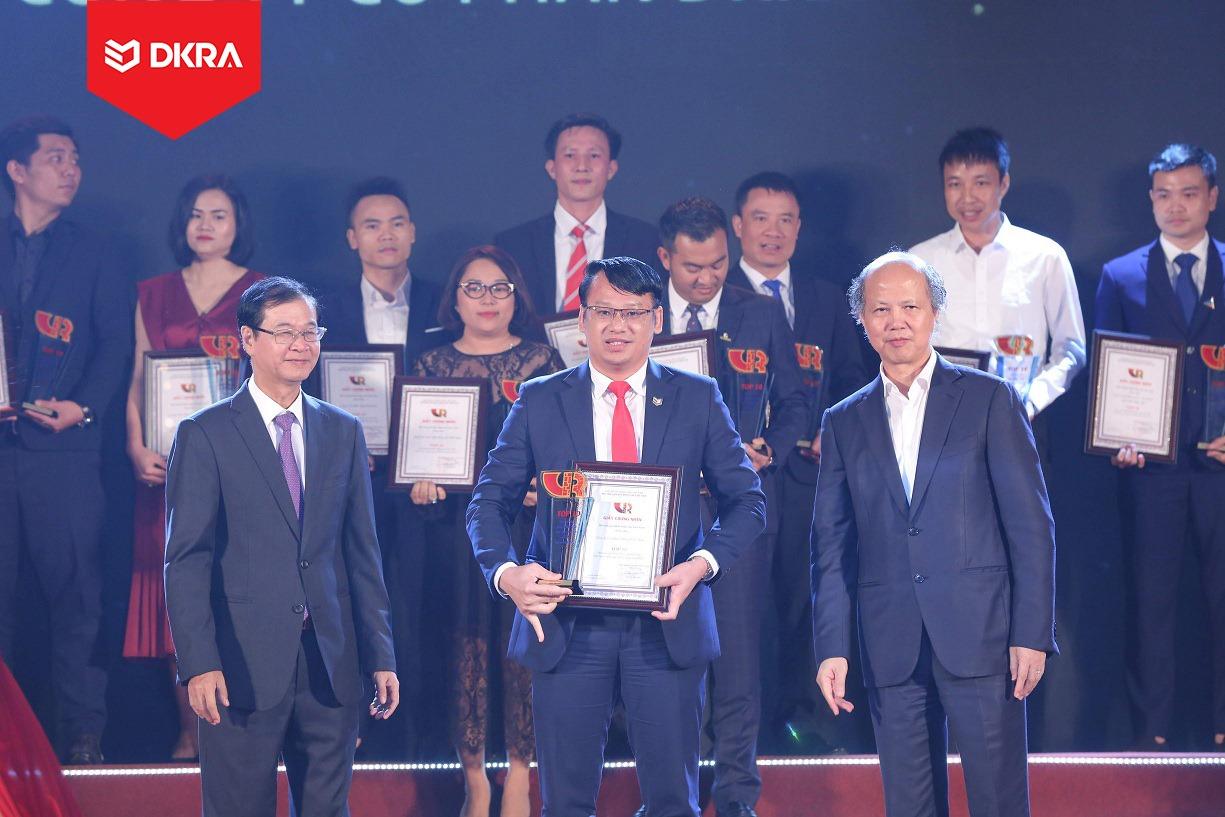 DKRA Vietnam Nhà phân phối Bất động sản tiêu biểu năm 2018