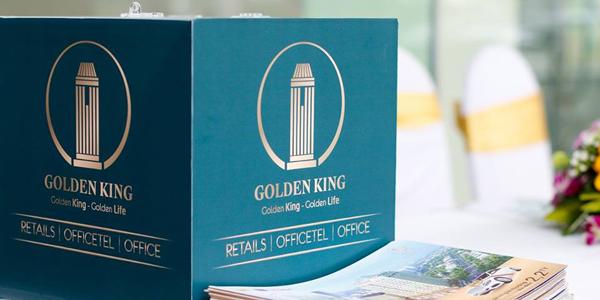ẤN TƯỢNG SỨC NÓNG CỦA CĂN HỘ OFFICETEL TRONG SỰ KIỆN GIỚI THIỆU KHU PHỨC HỢP CAO CẤP GOLDEN KING