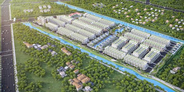 DKRA Vietnam ký kết phân phối dự án Lago Centro