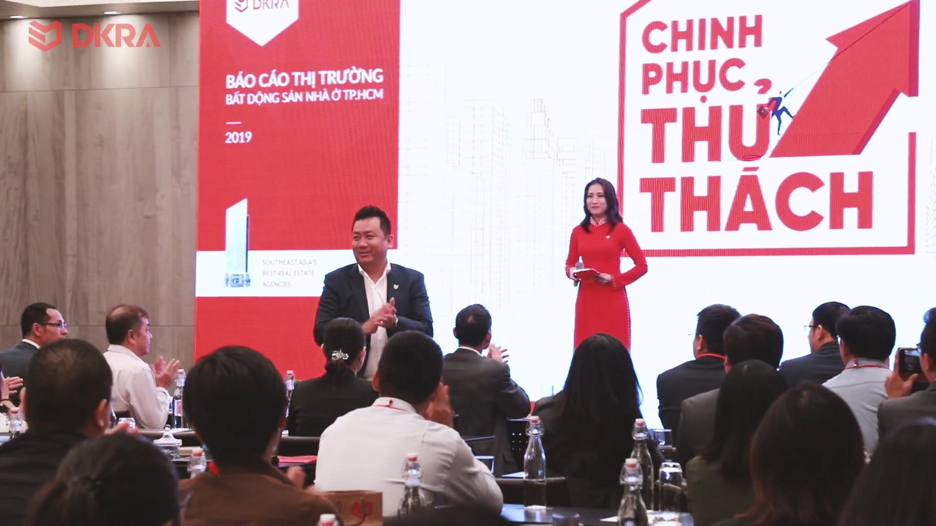 Báo cáo thị trường Bất động sản Nhà ở TP.HCM 2019: Chinh phục thử thách