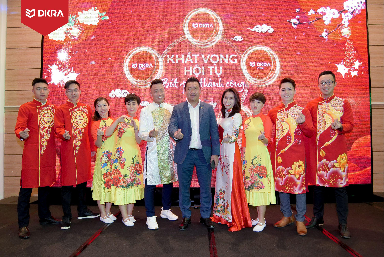 TINH HOA HỘI TỤ TẠI YEAR END PARTY DKRA VIETNAM 2018
